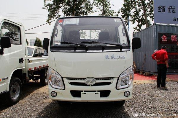 依维柯 跃进 小福星S50 1.2L 87马力 汽油 单排微卡(双胎)