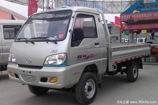 唐骏欧玲 赛菱系列 1.1L 61马力 汽油 单排栏板式微卡