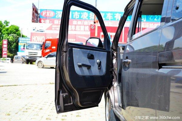 金杯 小海狮 82马力 1.3L微面(SY6420C4SBW)驾驶室图