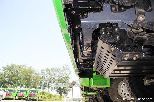 江淮 格尔发K3系列重卡 336马力 6X4 自卸车(U型斗新型渣土车)(HFC3251K2R1F)底盘图
