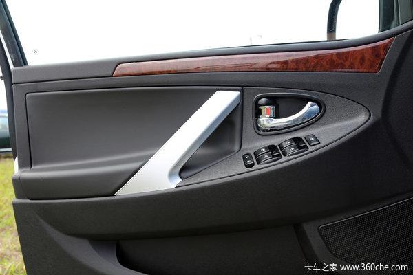 江铃 骐铃 2.2L汽油 标厢双排皮卡驾驶室图