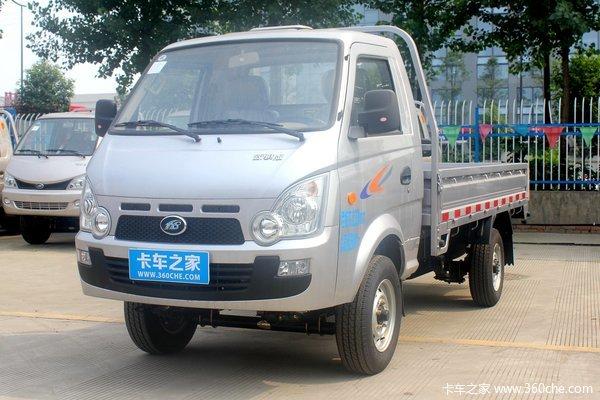 黑豹 1035系列 1.0L汽油 60马力 栏板微卡