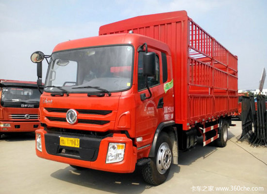 东风特商 170马力 4X2 仓栅式载货车(EQ5160CCYF1)
