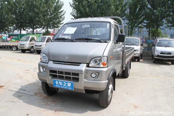 四川现代 瑞宝 1.8L 68马力 柴油 单排栏板微卡