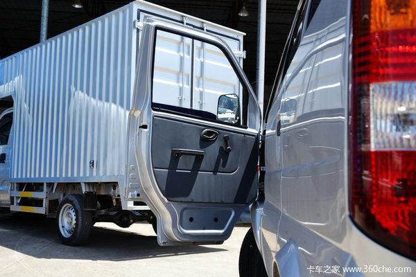 东风小康 K17 53马力 1.0L微卡驾驶室图