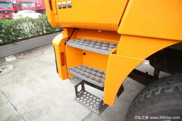 陕汽 德龙F3000重卡 336马力 6X4 自卸车(SX3256DR3841)底盘图