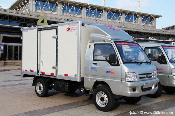 时代 驭菱VQ1 1.051L 60马力 汽油 单排厢式微卡
