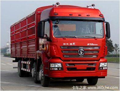 陕汽德龙新M3000 245马力 6X2 载货车(SX5206CCYGK549)