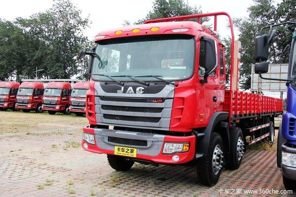 江淮 格尔发K3系列重卡 200马力 6X2 栏板载货车(HFC1241P2K1C54F)