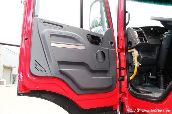 江淮 格尔发K3系列重卡 200马力 6X2 栏板载货车(HFC1241P2K1C54F)驾驶室图