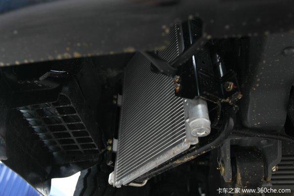 江淮 帅铃中卡 141马力 4X2 排半厢式载货车(HFC5141XXYP71K1D4)底盘图