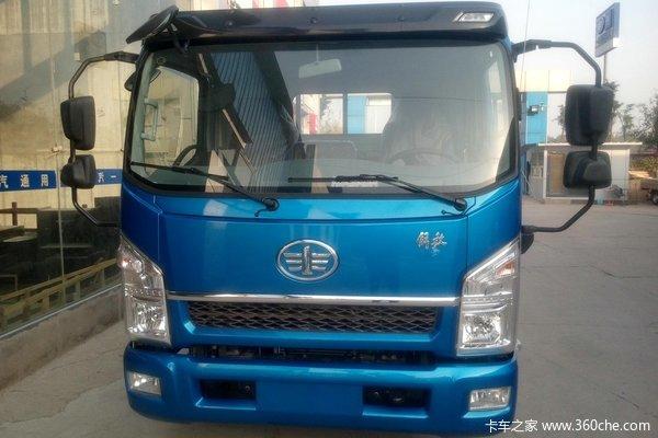 一汽通用 S230公狮 120马力 4X2 5.2米单排栏板载货车(CA1054PK26L3E4)