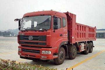 三环十通 御龙重卡 300马力 8X4 自卸车(STQ3316L16Y4B14)