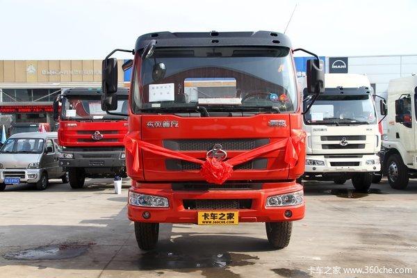 东风柳汽 乘龙中卡 170马力 4X2 载货车底盘(LZ1165M3AAT)外观图
