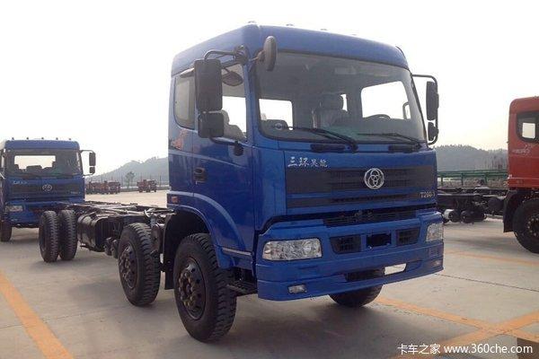 三环十通 昊龙重卡 210马力 6X2 栏板载货车(STQ1250L15Y4D24)