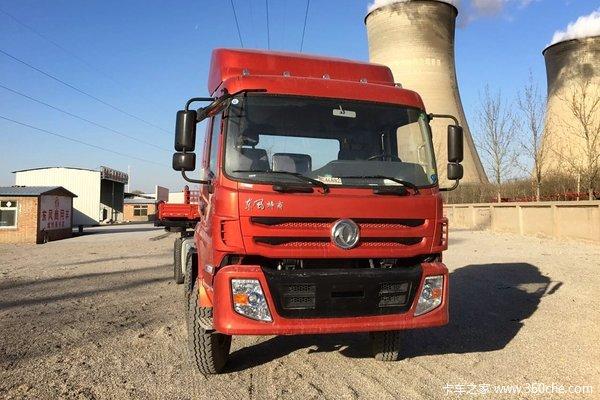 东风特商 210马力 6X2 栏板载货车(EQ1253GF)