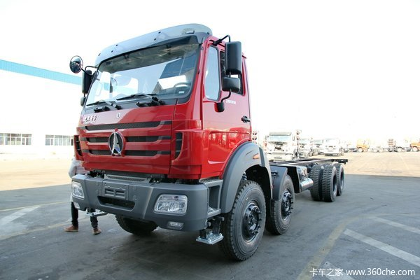 北奔 NG80系列重卡 336马力 8X4 载货车(ND1316D41J)