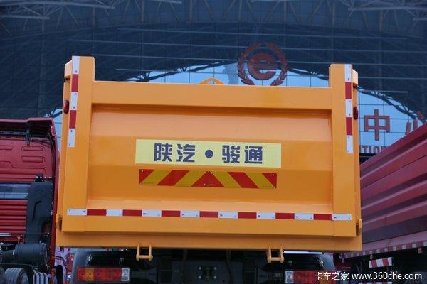 陕汽 德龙新M3000 336马力 8X4 自卸车(SX3316HR366)上装图