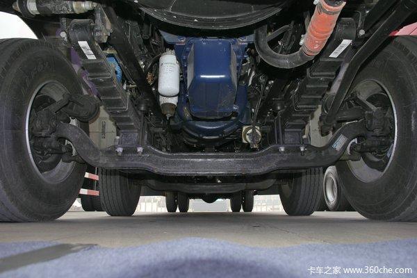 陕汽德龙新M3000 245马力 6X2 厢式载货车(SX5256XXYMK549)底盘图