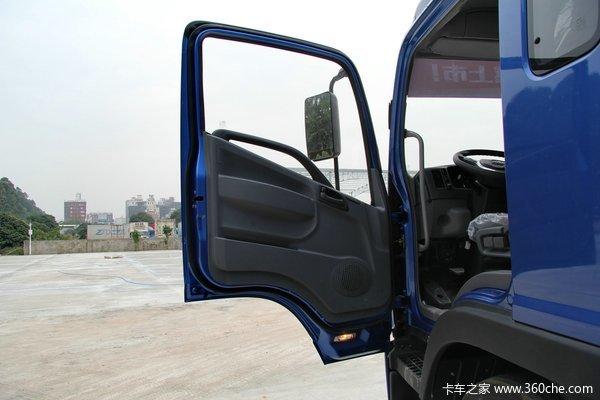 江淮 帅铃威司达W530 160马力 4X2 6.75米厢式载货车(HFC5110XXYP70K1E1)驾驶室图