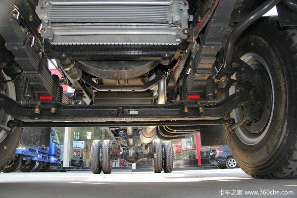 东风柳汽 乘龙中卡 160马力 4X2 厢式载货车底盘(LZ5162XXYM3AA)底盘图