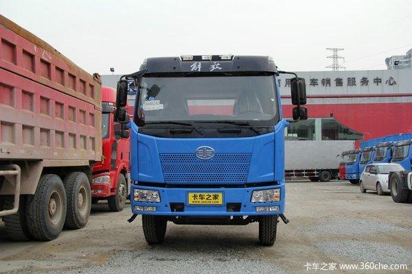 解放 J6L中卡 180马力 4X2 栏板式载货车底盘(CA1160P62K1L3A2E4)外观图