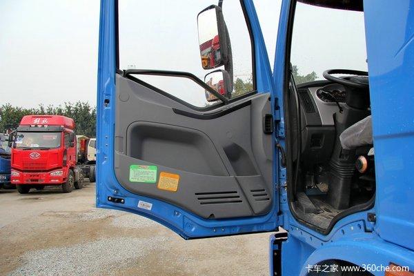 解放 J6L中卡 180马力 4X2 栏板式载货车底盘(CA1160P62K1L3A2E4)驾驶室图
