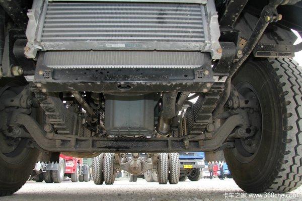 解放 J6L中卡 180马力 4X2 栏板式载货车底盘(CA1160P62K1L3A2E4)底盘图