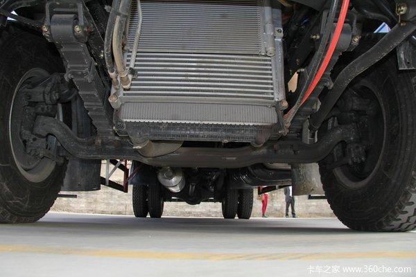 东风柳汽 乘龙中卡 170马力 4X2 仓栅载货车(LZ5120CCYRAPA)底盘图