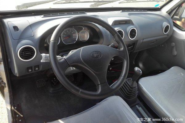 凯马 锐菱 1.0L 60马力 汽油 单排栏板微卡驾驶室图