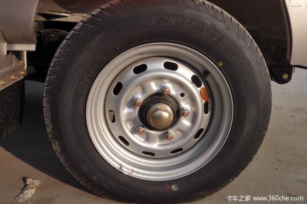 凯马 锐菱 1.0L 60马力 汽油 单排栏板微卡底盘图
