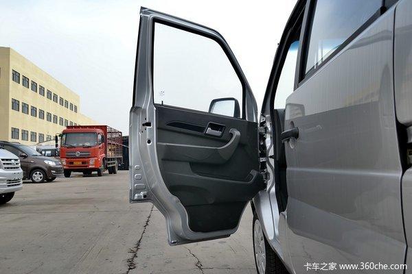 东风小康 K07S 87马力 1.2L微面驾驶室图