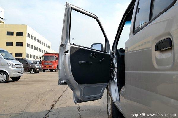 东风小康 K02L 1.2L 88马力 汽油 双排栏板微卡驾驶室图