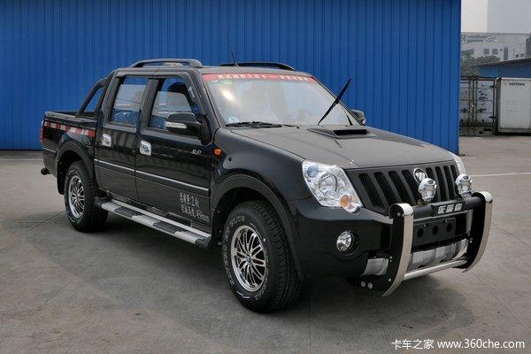 福田 萨普Z6 征服者 2.0L汽油 129马力 两驱 双排皮卡(舒适版)