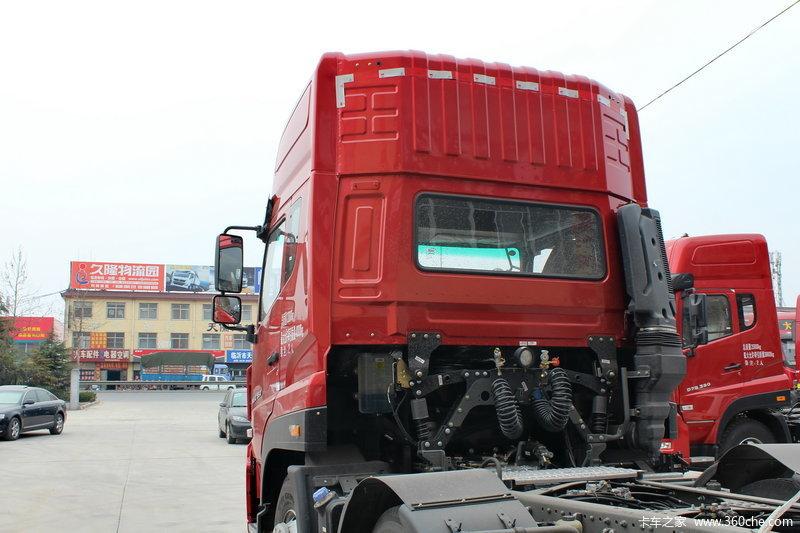 中国重汽 斯太尔M5G 350马力 6X2 牵引车(ZZ4253N27CGD1)
