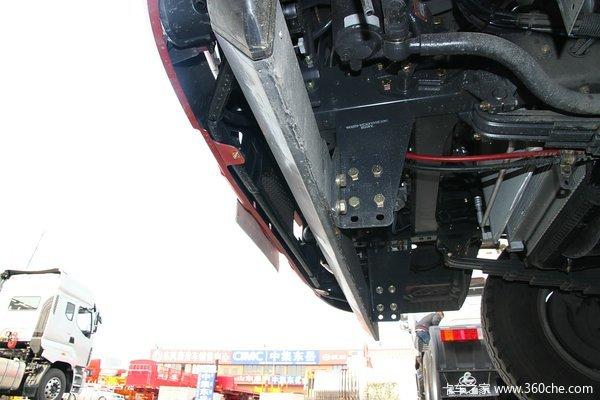 东风柳汽 乘龙中卡 160马力 4X2 仓栅式载货车底盘(LZ5160CCYRAPA)底盘图