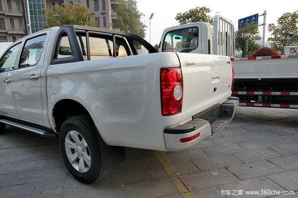 江淮 帅铃T6 至尊版 2.8L柴油 皮卡上装图