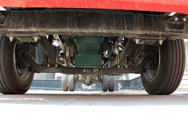 江淮 格尔发K3系列中卡 150马力 4X2 载货车底盘(HFC1161PZ5K1E1AF)底盘图