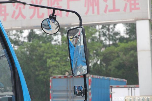 江淮鼎力 130马力 4X2 自卸车(HFC3060KR1Z)驾驶室图