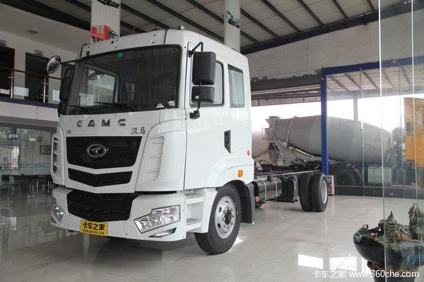 华菱 汉马中卡 160马力 4X2 厢式载货车底盘(HN5160XXYC16C8M4)