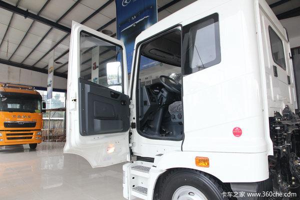 华菱 汉马中卡 160马力 4X2 厢式载货车底盘(HN5160XXYC16C8M4)驾驶室图
