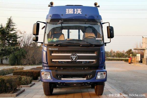 福田 瑞沃中卡 190马力 6X2 6.8米栏板式载货车(BJ5255CCY-1)