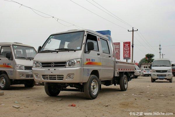 凯马 锐菱 1.051L 60马力 汽油 双排栏板式微卡