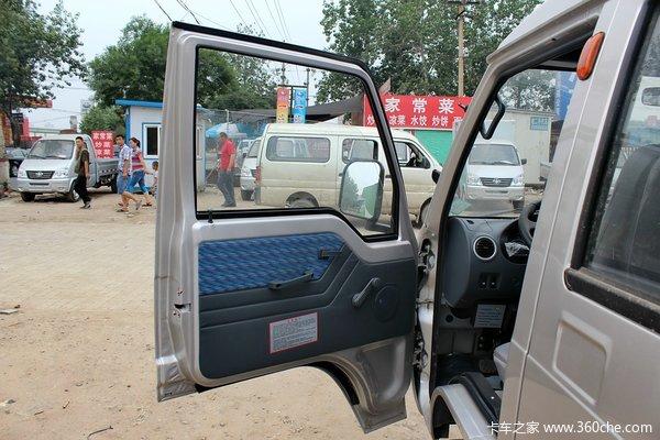 凯马 锐菱 1.051L 60马力 汽油 双排栏板式微卡驾驶室图