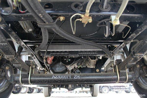 凯马 锐菱 1.051L 60马力 汽油 双排栏板式微卡底盘图