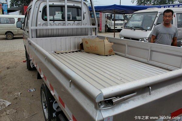 凯马 锐菱 1.051L 60马力 汽油 双排栏板式微卡上装图