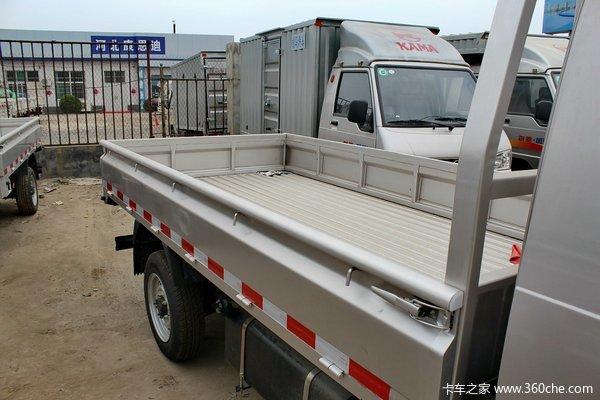 凯马 锐菱 1.051L 60马力 汽油 单排栏板式微卡上装图