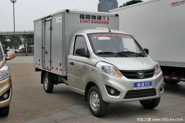 福田 伽途T3 1.2L 87马力 汽油 单排微卡外观图