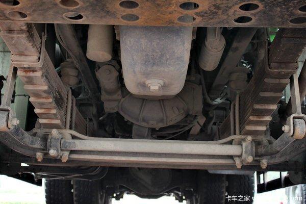 陕汽 德龙F3000重卡 336马力 6X4 新型渣土车(SX3256DR3841)底盘图