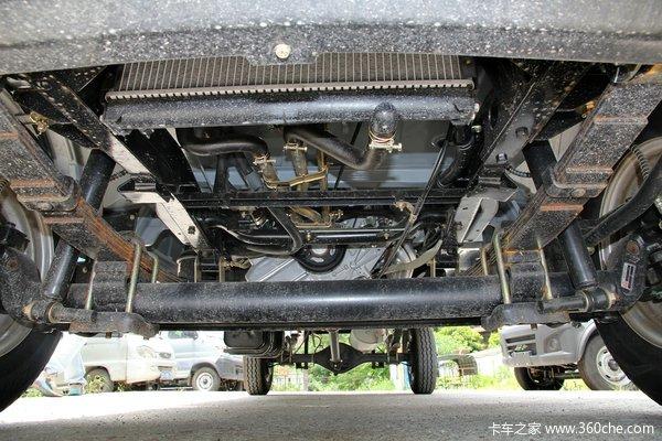 长安 神骐 1.3L 99马力 汽油 单排仓栅式微卡底盘图